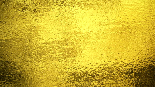 gold foil animated - gold texture стоковые видео и кадры b-roll