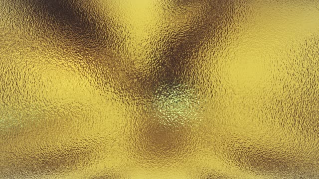 gold foil texture background 3d rendering - gold texture стоковые видео и кадры b-roll