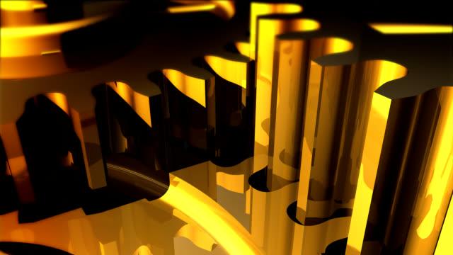 Gold Gear video