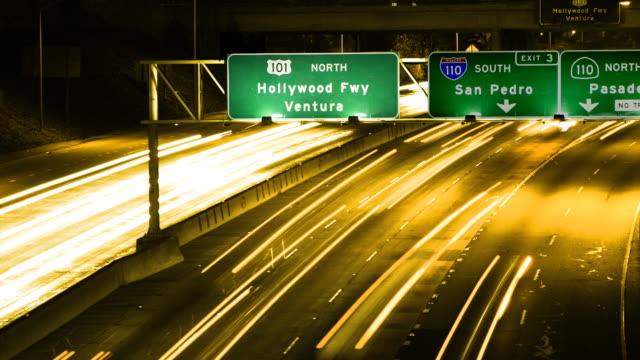 gold hollywood lights time lapse - hollywood sign bildbanksvideor och videomaterial från bakom kulisserna