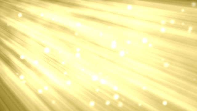 Gold Motion Background with Light Beams video