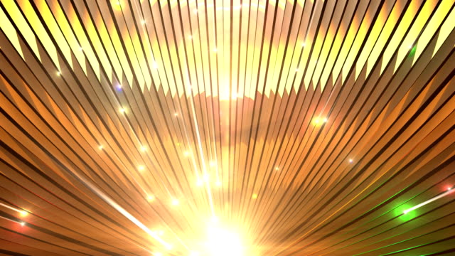 gold scatter background - art deco architecture stock videos & royalty-free footage