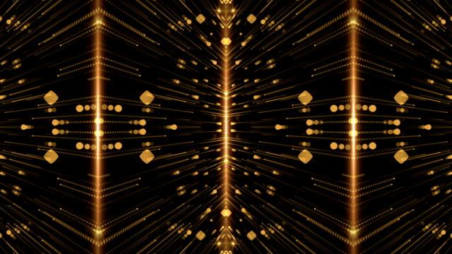 gold streak vj loop