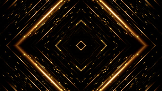 gold streak vj loop
