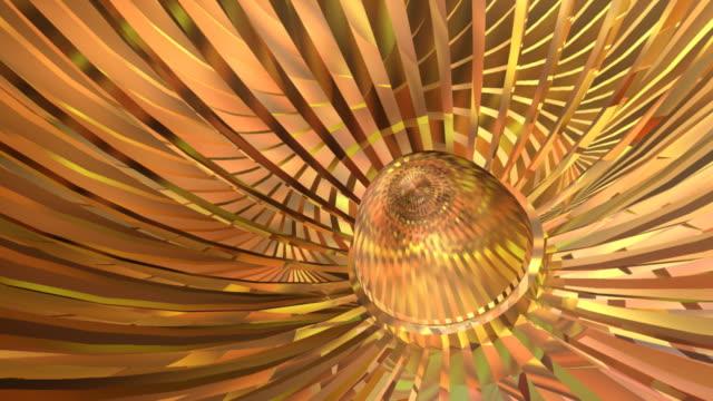 Gold Turbine video