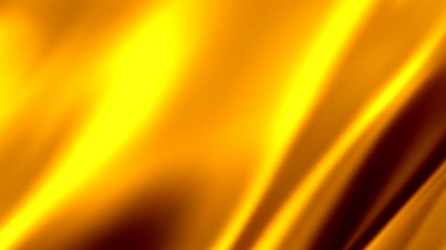 Gold Waving Background 02a - HD1080 video