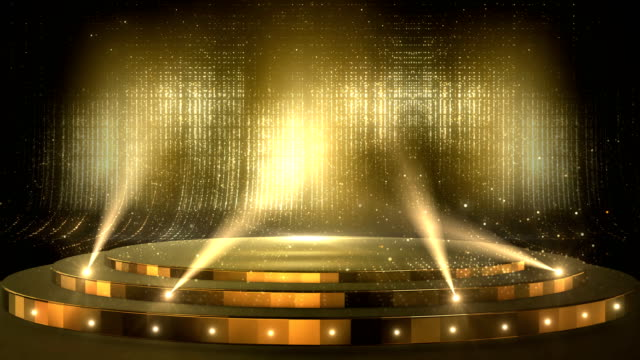 Golden Awards Backgrounds
