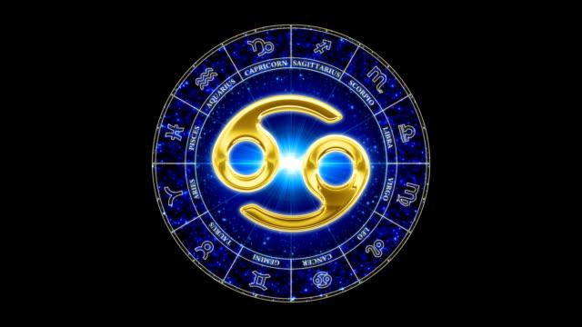 vidéos et rushes de zodiaque or cancer - ligue sportive