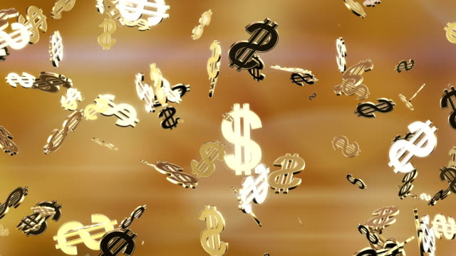Golden dollars video