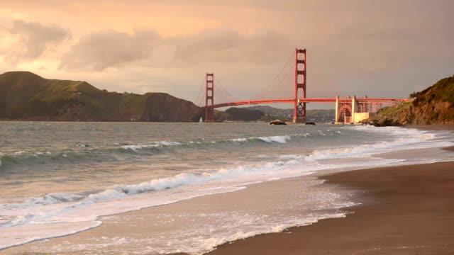 Golden Gate Bridge, San Francisco, California video