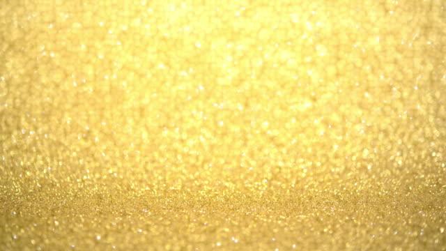 złote światło przebłyskowane - witać się filmów i materiałów b-roll