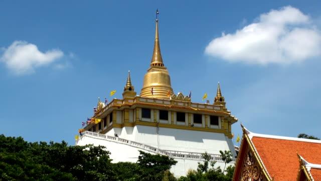 Golden Mount - Bangkok, Thailand video