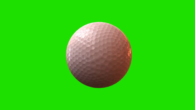 (HD 1080) LOOP  Golf Ball video