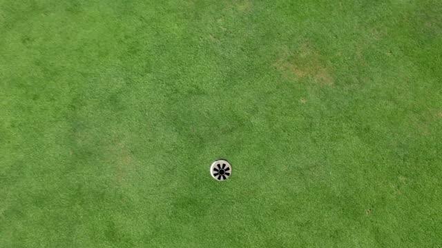 HD STOCK: Golf ball video