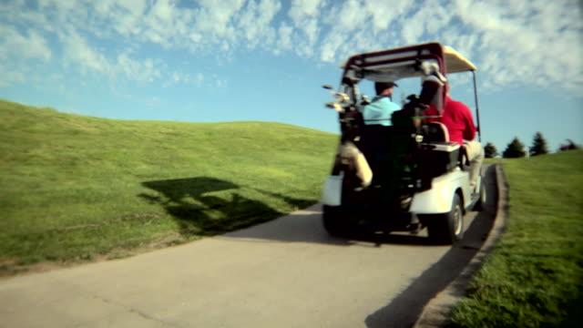 HD Golf Cart Drive-By