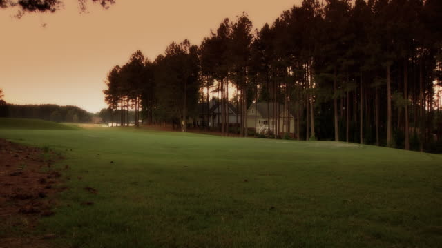 Golf Course Living video