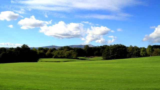 Golf course video