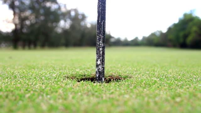 площадка для игры в гольф - точность стоковые видео и кадры b-roll