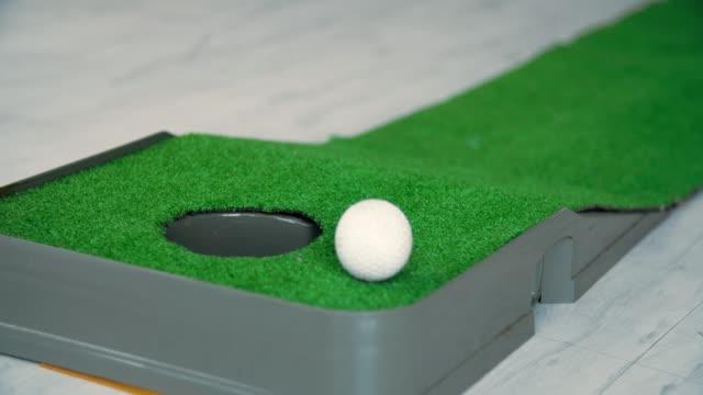 Golf Putting Failure