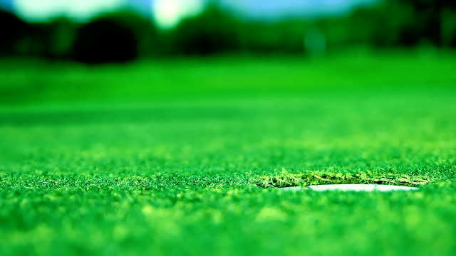 Golf Putting video