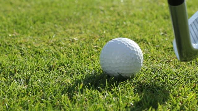Golf swing video