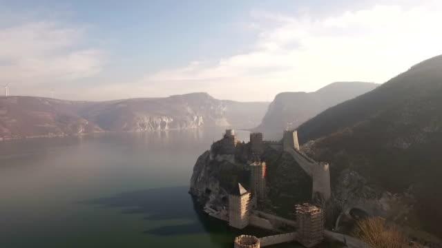 Golubac fortress video