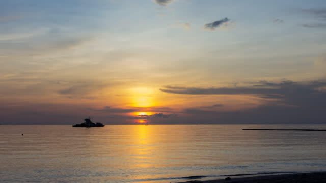 Good Morning Sunrise The Beauty Of Nature Stock Video Download Video Clip Now Istock