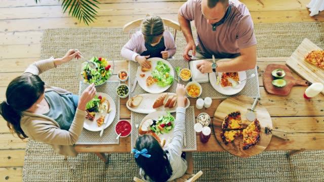 Good nourishment starts at home