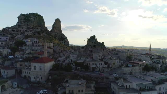 Goreme in Cappadocia, Turkey video