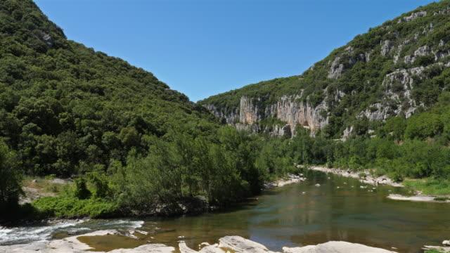 Gorges of Herault, occitanie, France