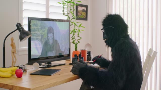 Gorilla Online Videoconference
