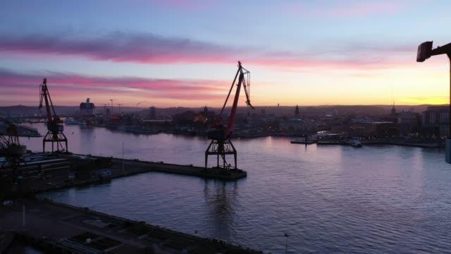 göta borgs hamn - gothenburg bildbanksvideor och videomaterial från bakom kulisserna