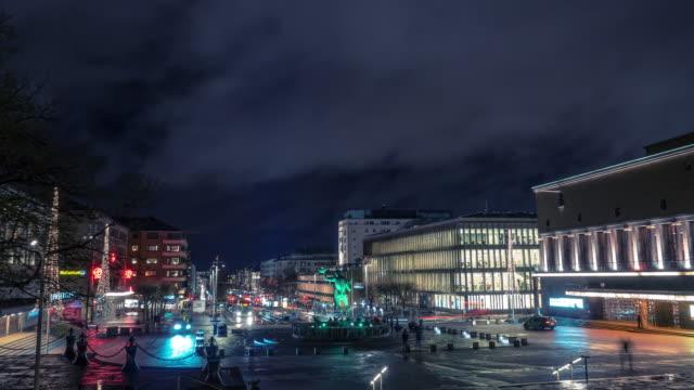 göteborgs stad kvällen time-lapse - gothenburg bildbanksvideor och videomaterial från bakom kulisserna