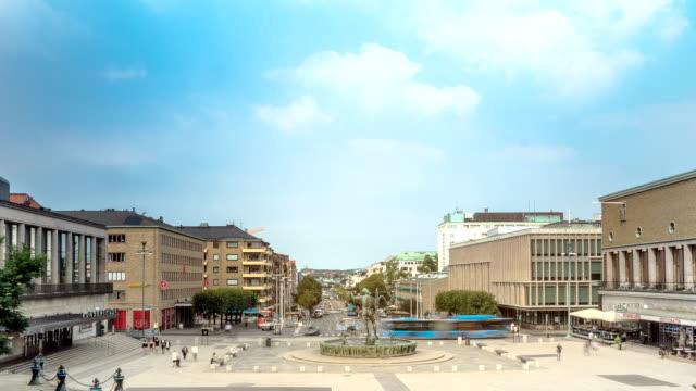 göteborgs stad tid förflutit sverige - gothenburg bildbanksvideor och videomaterial från bakom kulisserna