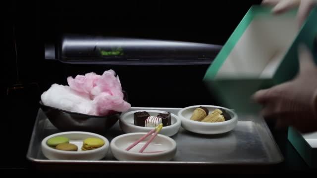 Gourmet Dessert Preparation video