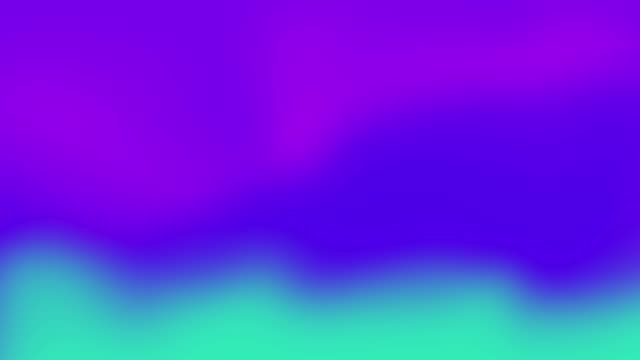 gradient animation. colorful abstract animation. gradient mix with vivid trendy  colors. - vivid 4k video stock videos & royalty-free footage
