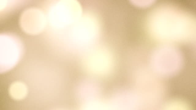 grained yellow pink pastel shades circles loopable background video