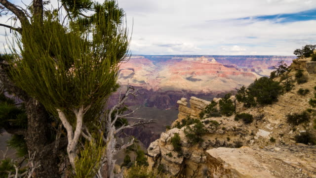 Grand Canyon National Park Day Timelapse video