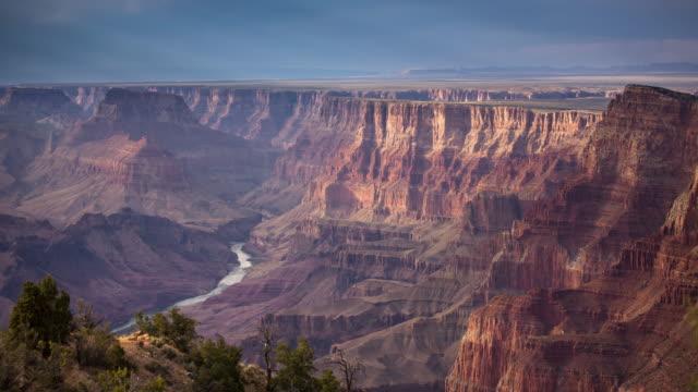 grand canyon zeitraffer - grand canyon stock-videos und b-roll-filmmaterial