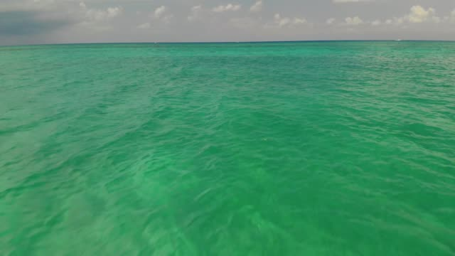Grand Cayman - clear shallow water