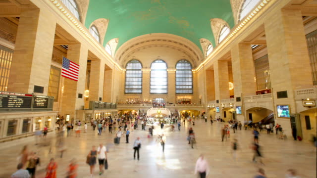 Grand Central Station, New York City video