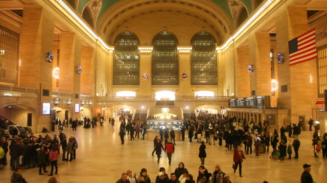 Grand Central Station video