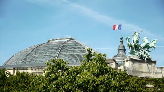Grand Palais at Paris, France