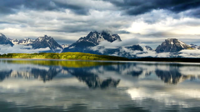Grand Teton National Park video