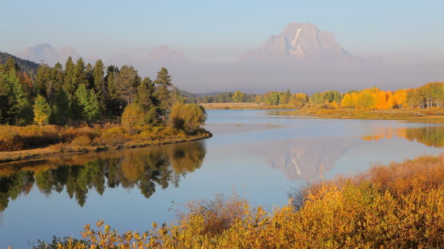 grand tetons - oxbow bend video