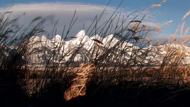 Grand Tetons View video