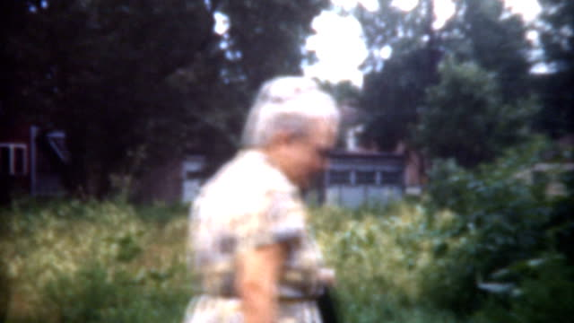 Grandma & Boy With Camera 1958 video