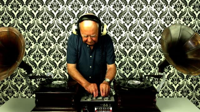 grandpa dj gramophones video