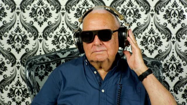 grandpa dj video