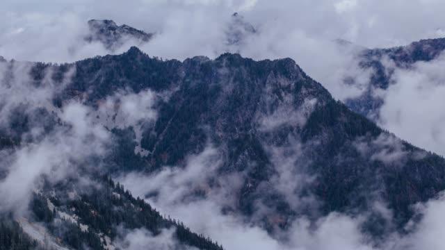 Granite Mountain Clouds